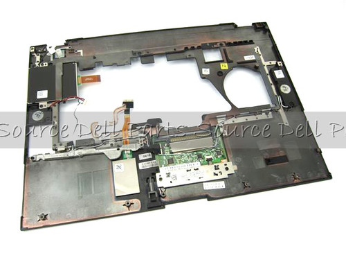 Dell Latitude E6500 Palmrest Touchpad Assembly W/ Contactless Smart Card Reader - XX354