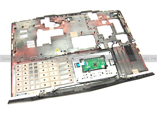Alienware M18x Palmrest & Touchpad Assembly - F9F90 (R)