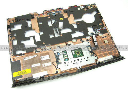 Alienware M14x / M14xR2 Palmrest Touchpad Assembly - 3JV63
