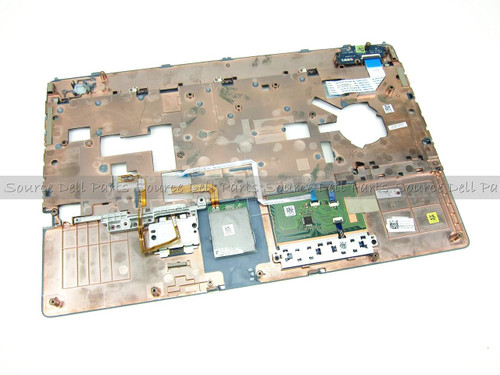 Dell Latitude E6520 Palmrest Touchpad Assembly w/ Fingerprint Reader - HYCCX