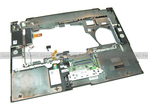 Dell Latitude E6500 Palmrest Touchpad Assembly W/ Contactless Smart Card Reader - G950F