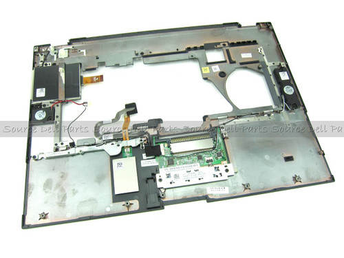Dell Latitude E6500 Palmrest Touchpad Assembly W/ Contactless Smart Card Reader - G069P