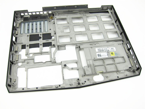 Alienware M11x Black Laptop Bottom Base Assembly - J6VM2