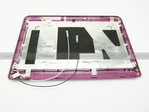 Dell Inspiron Mini 10 / 10v Purple LCD Back Cover Lid - Y206P