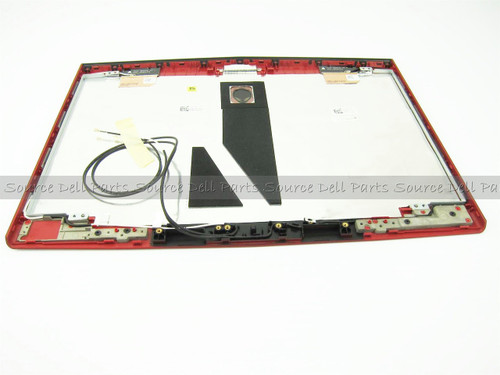 "Alienware M14x 14"" Red LCD Back Cover Lid - 9DXFP C44HY"
