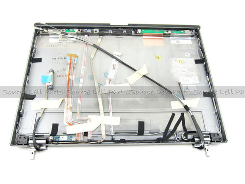 "Dell Latitude E6410 ATG Rugged 14.1"" LCD Back Cover Lid & Hinges - DPG31"