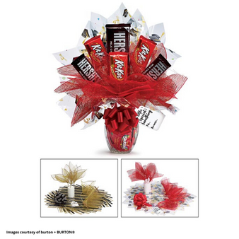 Large Graduation Candy  Bouquet