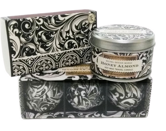 Honey Almond Gift Pack by Michel Design Wors
