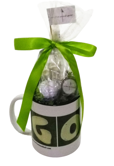 Time for Golf Gift Mug Set