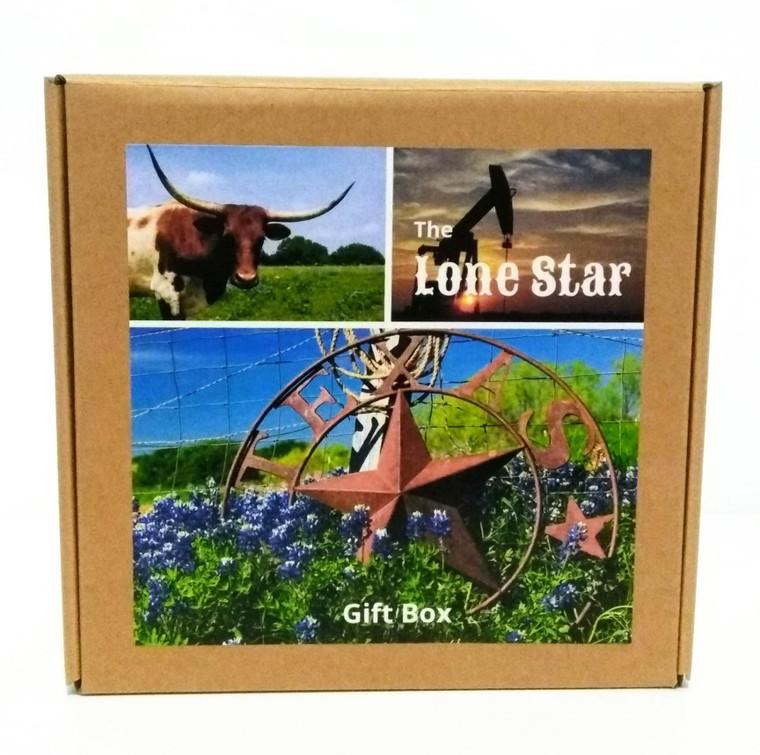 Lone Star Gift Box