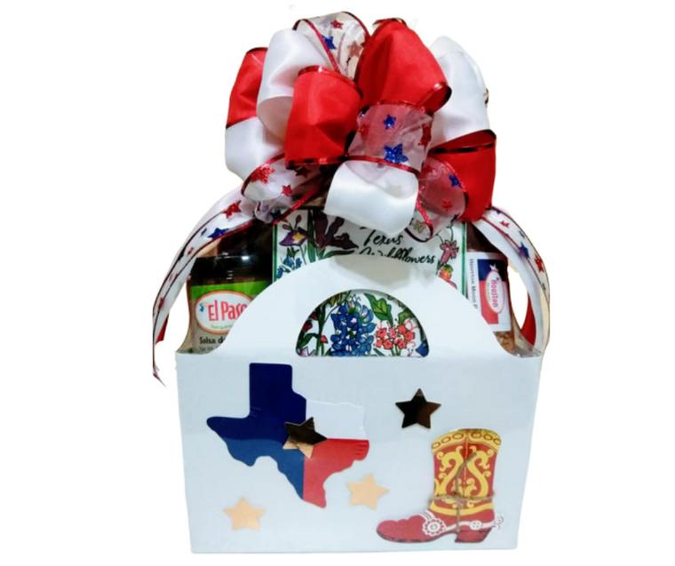 Texas Wildflower Gift Box