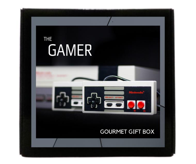 The Gamer Gift Box