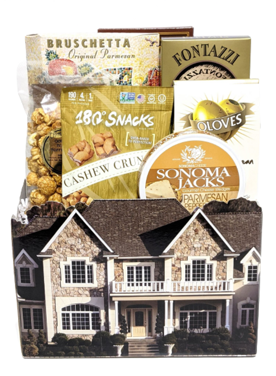 Welcome Home Estate Gift Box