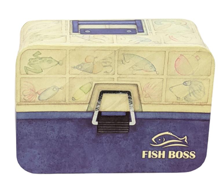 Fish Boss Man Box