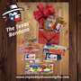 The Texas Bandana Sweets Gift Box