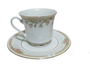 Romantic Rose Teacup and Saucer Pattern (Very Limited Quantity)