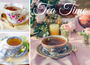 Elegant Tea Gift Box Cover