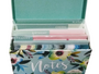 Blue Floral Boxed Notecards