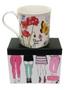 Glamor Girls Boxed Notecards with Mug