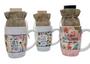 Be Inspired Coffee and Cookies Mug Set