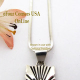 20 Inch 1.75mm Sterling Silver Square Snake Chain with Spring Clasp CHAIN-002 Four Corners USA OnLine