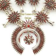 Zuni Jewelers Lance and Cordelia Waatsa