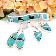 Stoneweaver Southwest Contemporary Inlay Jewelry