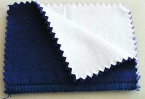 Ultra Soft Small Jewelry Polishiing Cloth - Two Cloth System