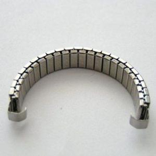 Womens Replacement Stainless Steel Watchband 3 inch For Native American Watch Tips (NAW-BANDW3)
