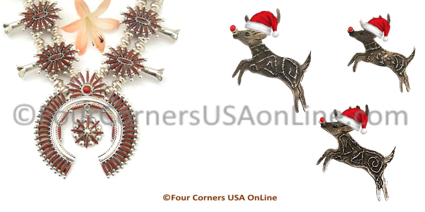 Dazzling Jewelry On Sale Now at Four Corners USA OnLine