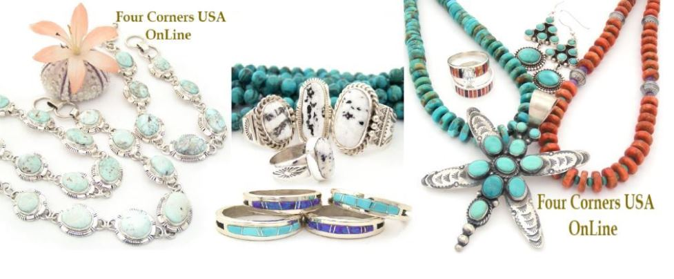 Four Corners USA OnLine Native American Jewelry