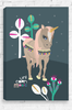 A beautiful wall art print featuring a feminine unicorn with sparkling blue eyes and gold horn. Unicorn Magic canvas is a sweet gift idea for any little girl with a love of magic and animals.