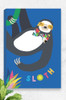 'Sloth' Canvas   |  Kids Wall Art