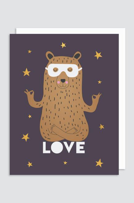 (5 PACK) LOVE Greeting Card