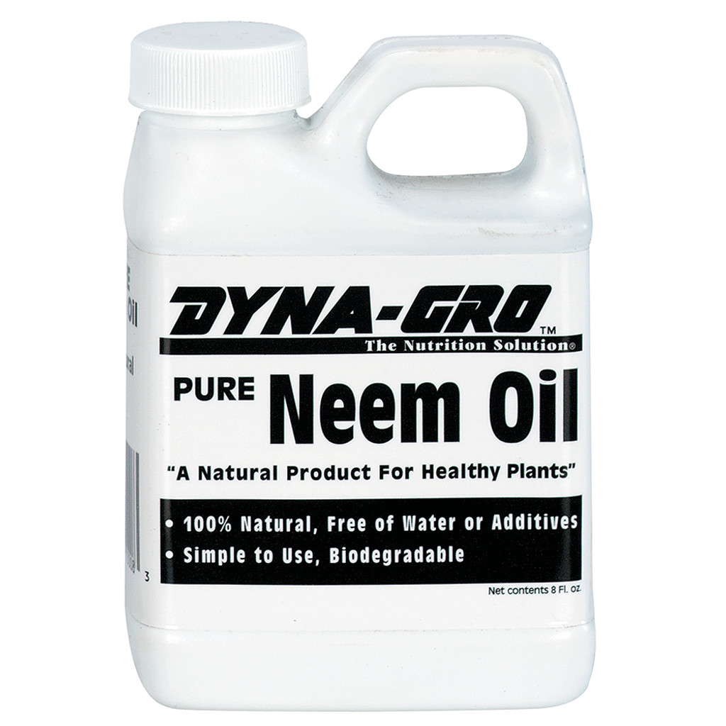 Pure Neem Oil - 8oz