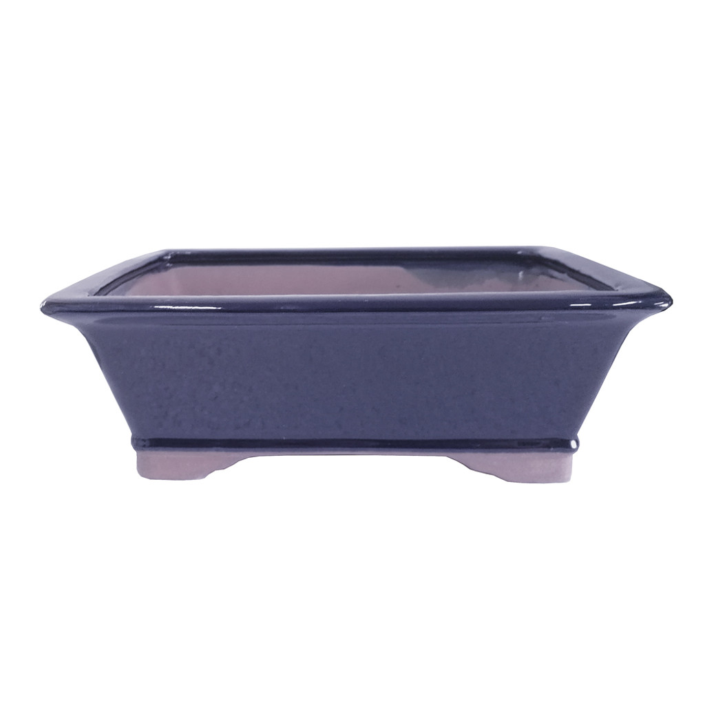 """10"""" Glazed Rectangle Container - CGG93-10DN"""