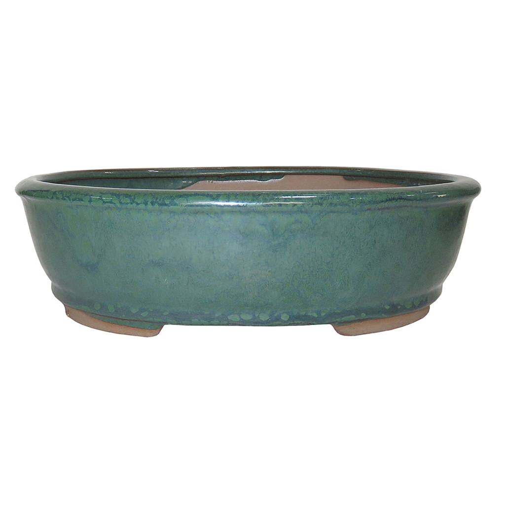 "10"" Oval Container - CGO3-10FG"