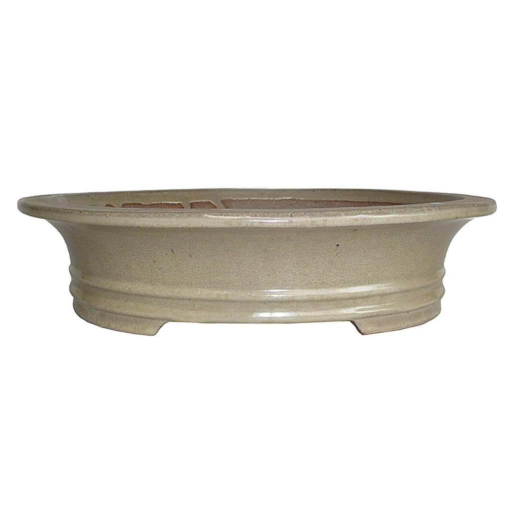"6"" Handmade Oval Pot - HMGO4-6"