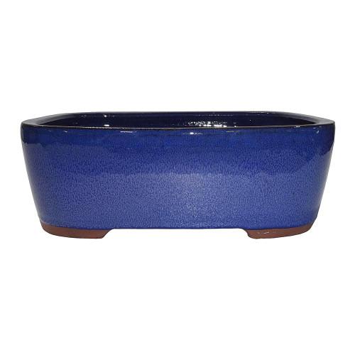 Large Blue Rectangle Pot - CGG73-10BL