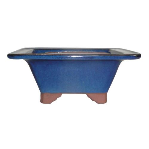 Medium Blue Rectangle Pot - CGG113-7.5BL