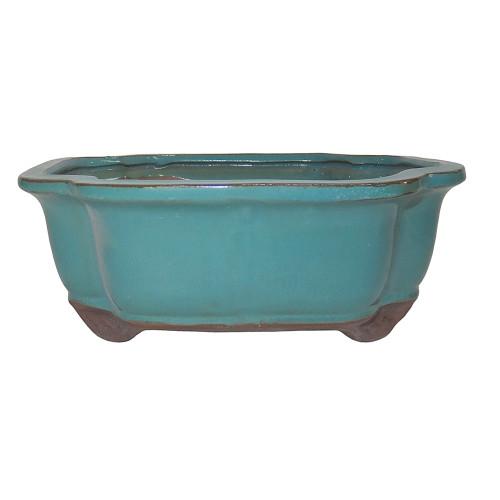 Small Green Lotus Pot - CGI4-6GN
