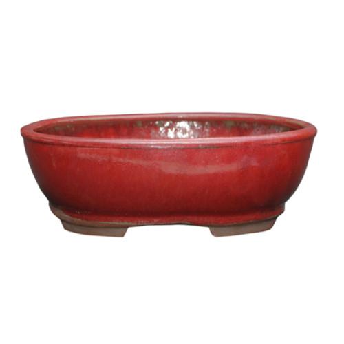 Small Copper Oval Pot - CGO3-6CO