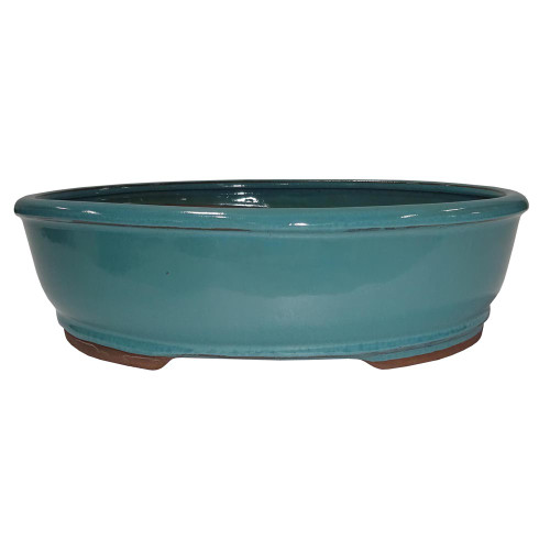 X-Large Green Oval Pot - CGO3-12GN