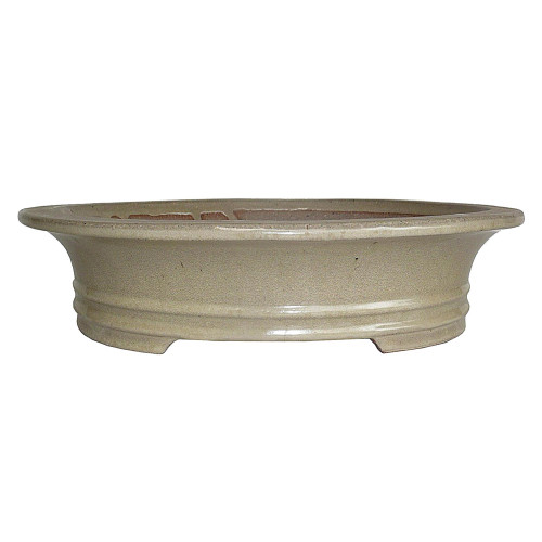 "19"" Handmade Oval Pot - HMGO7-20"