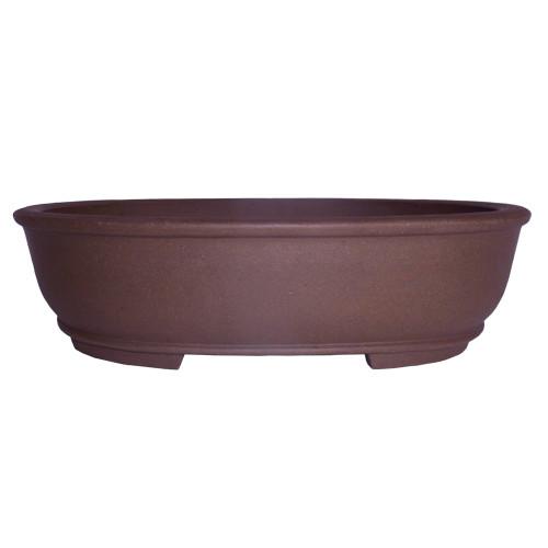 "14"" Handmade Oval Pot - HMTO3-15"