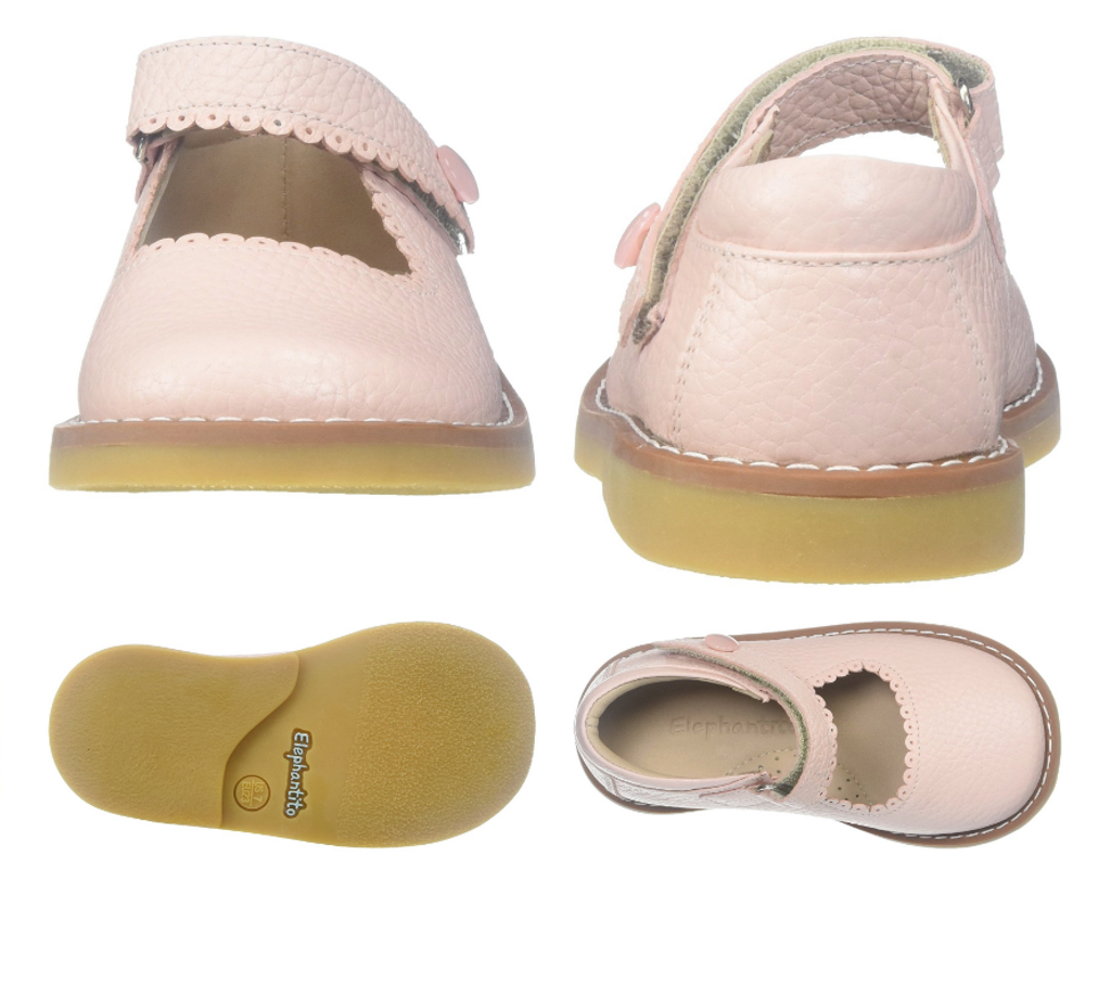 Mary Janes in Pink