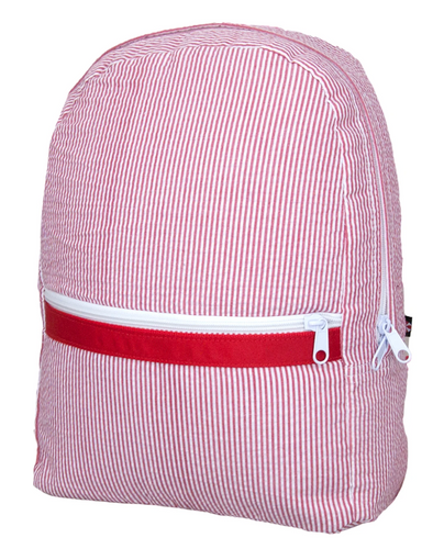Red Medium Backpack