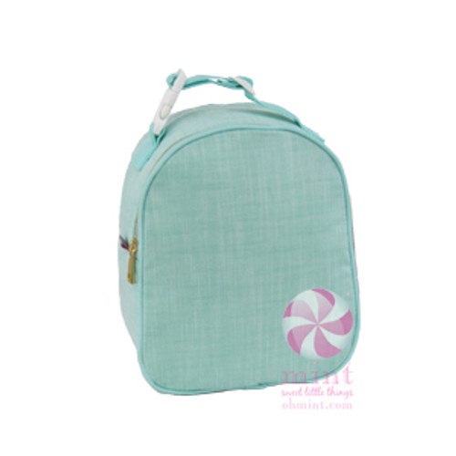 Mermaid Chambray Gumdrop Lunchbox