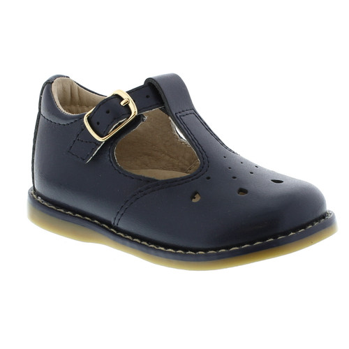 Harper Shoe in Navy