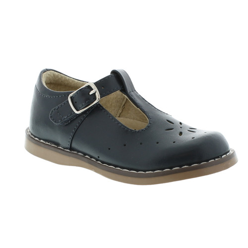 Sherry Shoe in Navy